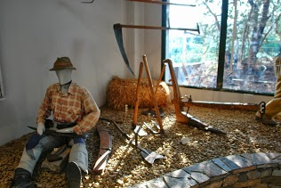 Ligurische Olivenmühlen